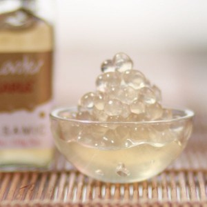 Peninsula Larder White Balsamic Flavour Pearls