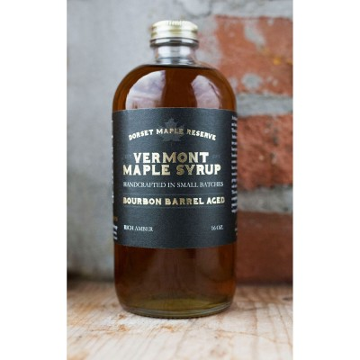 Dorset Maple Reserve Bourbon Barrel Aged Maple Syrup