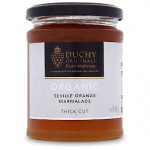 Duchy Originals Organic Seville Orange Marmalade