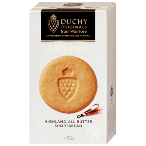 Duchy Organic Highland Shortbread Biscuits