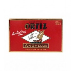 Ortiz 110g Red Box White Tuna
