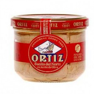 Ortiz Tuna In Olive Oil - Bonito del Norte