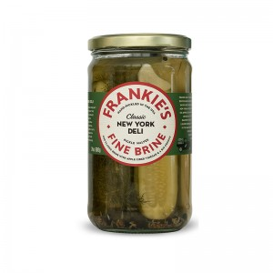 Frankies Fine Brine New York Pickles