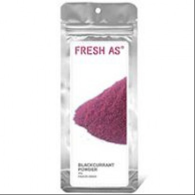 Fresh As Freeze-Dried Blackcurrant Powder