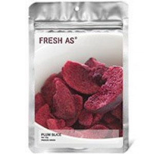 Fresh As Freeze Dried Plum Slices