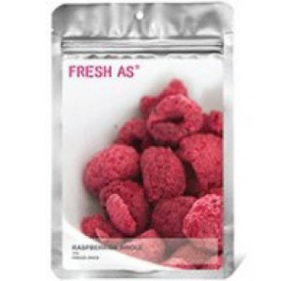 Fresh As Freeze Dried Raspberries