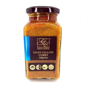 Goan Cuisine Xec Xec Fish Curry Paste