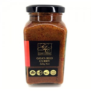 Goan Cuisine Goan Red Curry Paste