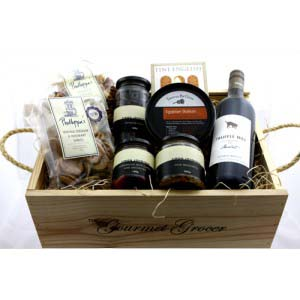 Gourmet Food Hamper - The Entertainer