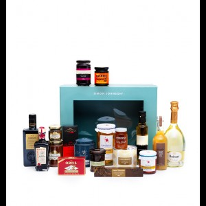 Simon Johnson Deluxe Hamper