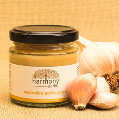 Harmony Australian Garlic Crush