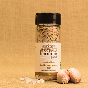 Harmony Australian Garlic Onion Salt
