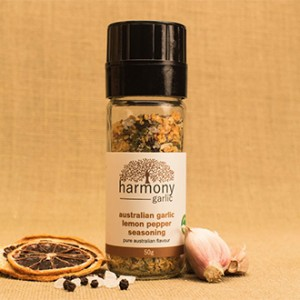Harmony Australian Garlic Lemon Pepper Seasoning