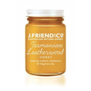 J Friend Tasmanian Leatherwood Honey