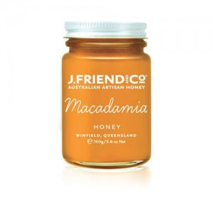 J Friend Australian Macadamia Honey