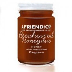 J Friend New Zealand Artisan Organic Beechwood Honeydew Honey
