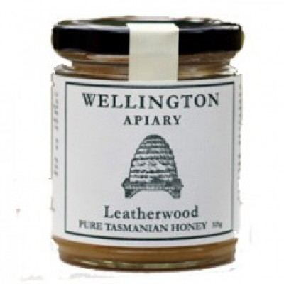 Wellington Apiary Leatherwood Honey 325g