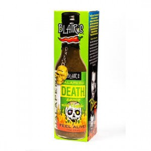 Blair's Halapeno Death Sauce With Tequila