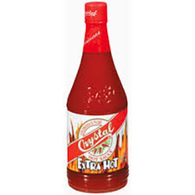 Crystal Extra Hot Sauce