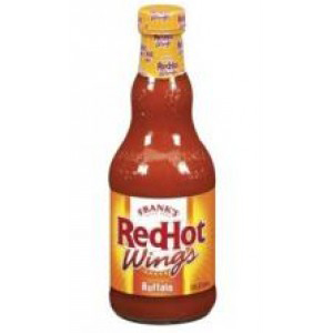 Franks Famous Red Hot Buffalo Wing Sauce 354ml