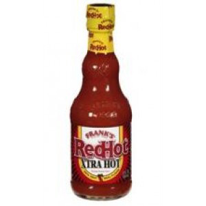 Franks Famous Red Hot Xtra Hot Sauce