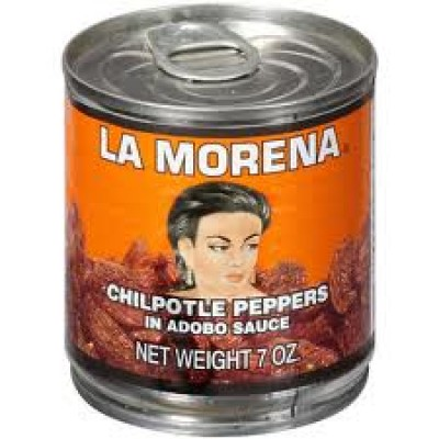 La Morena Chipotle Peppers in Adobo Sauce 200g