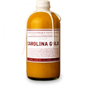 Lillie's Q Barbecue Sauce - Carolina Gold