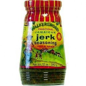 Walkerswood Hot Spicy Jamaican Jerk Sauce