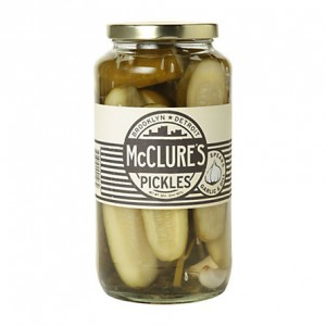 McClure's Garlic Dill Pickles