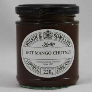 Tiptree Hot Mango Chutney