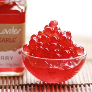 Peninsula Larder Strawberry Flavour Pearls