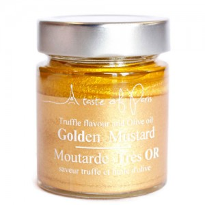 A Taste Of Paris Gold Mustard
