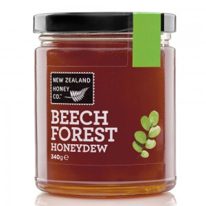 New Zealand Beech Forest Honeydew  Honey 340g