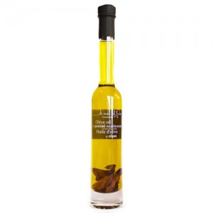 A Taste Of Paris Olive Oil With Porcini Mushroom