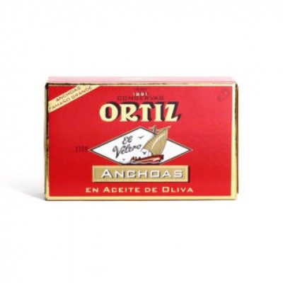 Ortiz Anchovy  Fillets