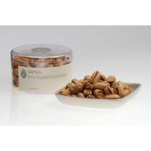 Pariya Lime Roasted Pistachios