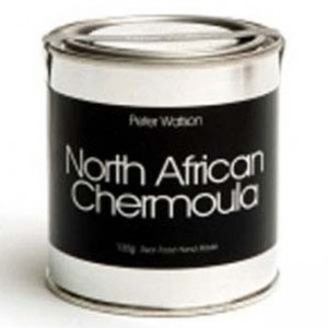 Peter Watson North African Chermoula