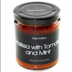 Peter Watson Harissa with Tomato and Mint