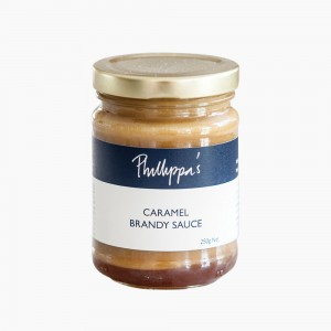 Phillippa's Caramel Brandy Sauce