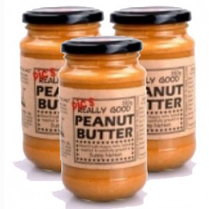 Pic's Really Good Peanut Butter 3 Pack