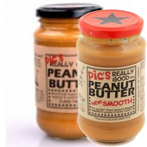 Pic's Really Good Peanut Butter 2 Pack
