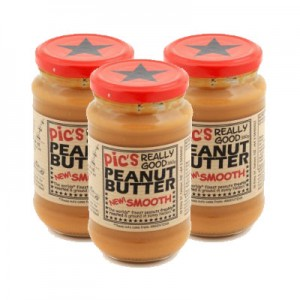 Pic's Smooth Peanut Butter 3 Pack