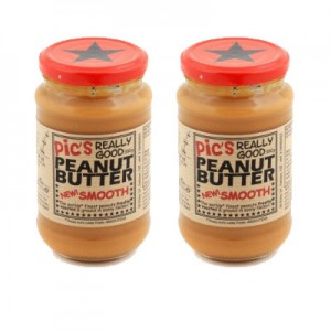 Pic's Smooth Peanut Butter 2 pack