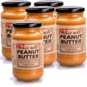 Pic's Really Good Peanut Butter 5 Pack