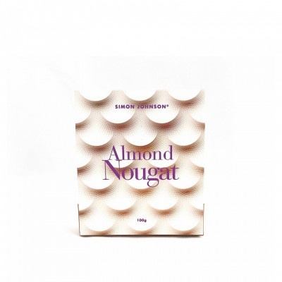 Simon Johnson Almond Nougat
