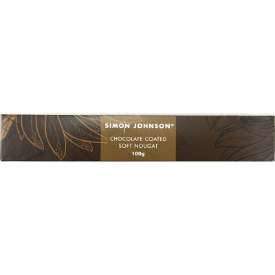 Simon Johnson Chocolate Covered Soft Nougat