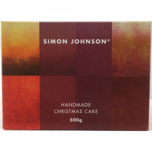 Simon Johnson Christmas Cake 500g