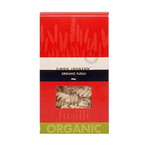 Simon Johnson Organic Fusilli 500g