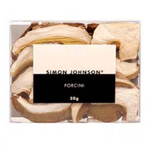 Simon Johnson Dried Porcini Mushrooms