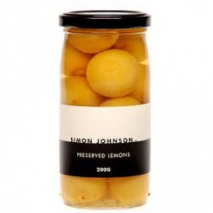 Simon Johnson Preserved Lemons